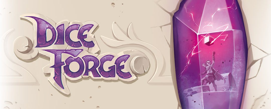 Dice Forge Unboxing
