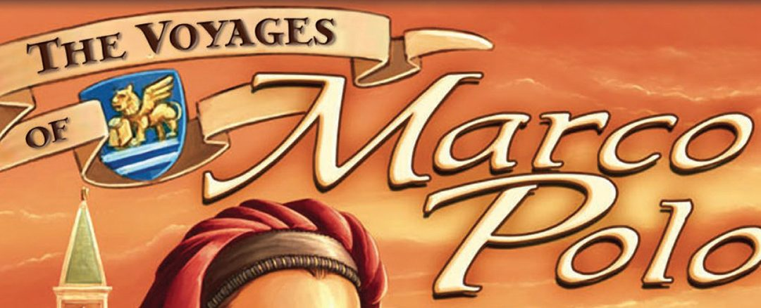 The Voyages of Marco Polo Unboxing