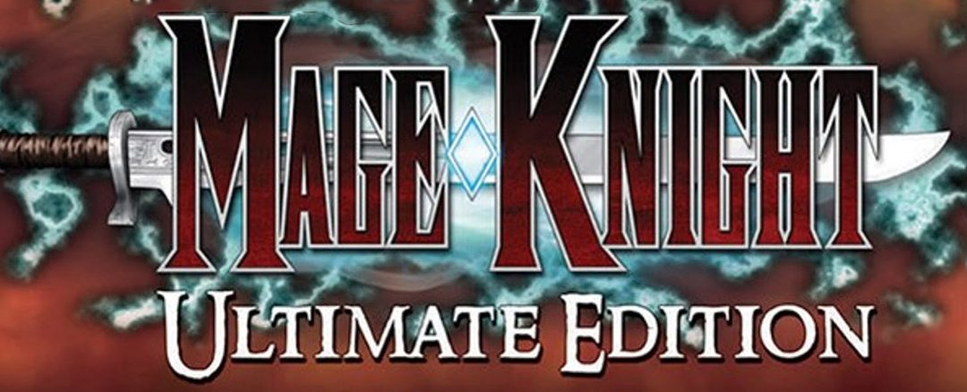 Mage Knight: Ultimate Edition Unboxing