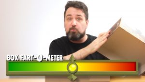 Nights Around a Table Box Fart-O-Meter