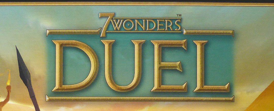 7 Wonders Duel Playthru: Live!