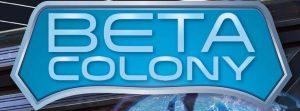 Beta Colony board game logo Rio Grande Games Nights Around a Table