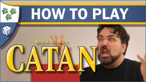 Nights Around a Table How to Play The Settlers of Catan board game video thumbnail