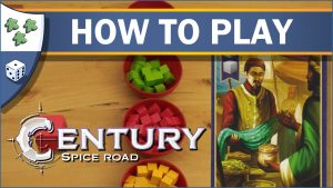 Nights Around a Table How to Play Century: Spice Road board game video thumbnail