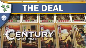 Nights Around a Table How to Set Up Century: Spice Road board game video thumbnail