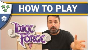 Nights Around a Table How to Play Dice Forge board game video thumbnail