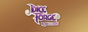 Dice Force: Rebellion expansion Libellud board game logo Nights Around a Table