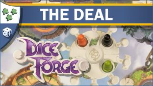 Nights Around a Table Dice Forge: The Deal board game video thumbnail
