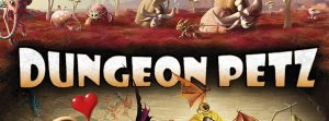 Dungeon Petz board game CGE Czech Games Edition logo cropped Nights Around a Table