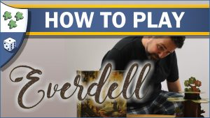 Nights Around a Table How to Play Everdell board game video thumbnail