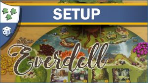 Nights Around a Table How to Set Up Everdell board game video thumbnail