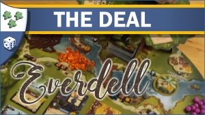 Nights Around a Table Everdell board game: The Deal video thumbnail