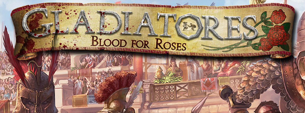How to Play Gladiatores: Blood for Roses