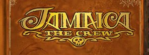 Jamaica: The Crew board game logo cropped Nights Around a Table GameWorks SàRL