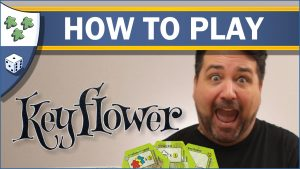 Nights Around a Table How to Play Keyflower board game video thumbnail
