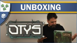 Nights Around a Table OTYS board game unboxing video thumbnail