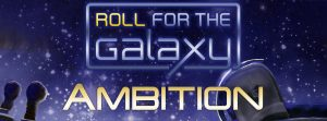 Roll for the Galaxy: Ambition Rio Grande Games logo cropped Nights Around a Table