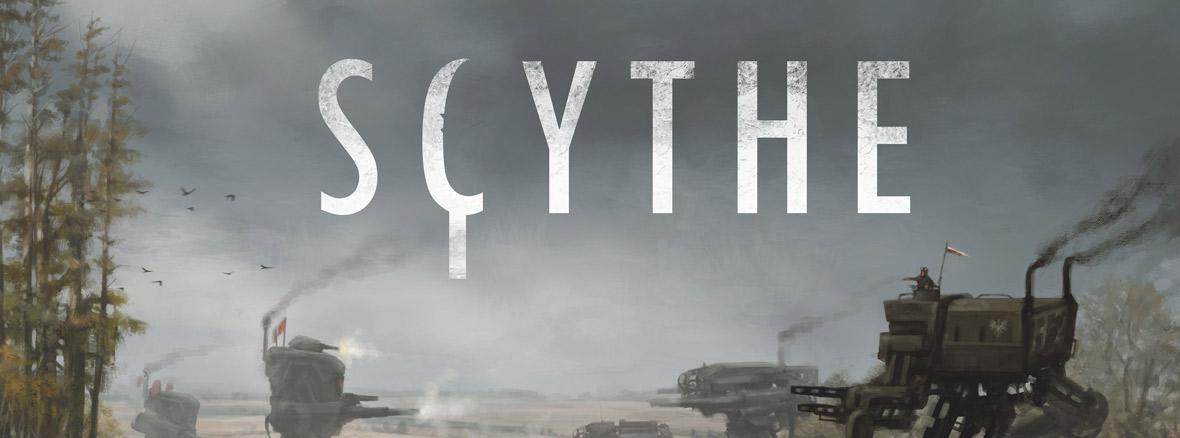 Scythe Unboxing