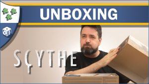 Nights Around a Table Scythe board game unboxing video thumbnail