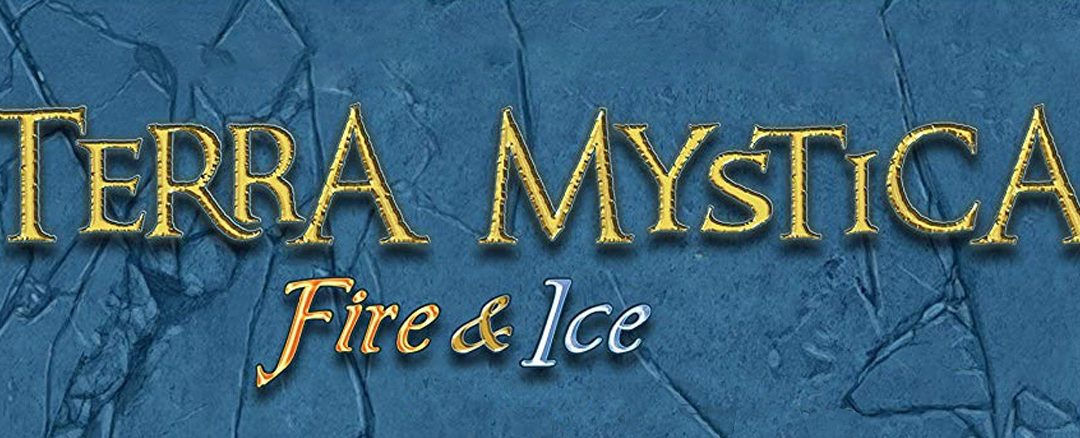 Terra Mystica: Fire & Ice Unboxing Reaction