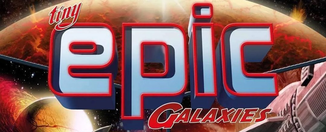 How to Play Tiny Epic Galaxies: Deluxe Edition