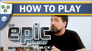Nights Around a Table How to Play Tiny Epic Galaxies: Beyond the Black board game expansion video thumbnail