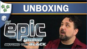 Nights Around a Table Tiny Epic Galaxies: Beyond the Black board game expansion unboxing video thumbnail