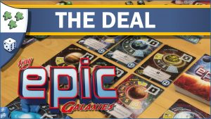 Nights Around a Table Tiny Epic Galaxies board game The Deal video thumbnail