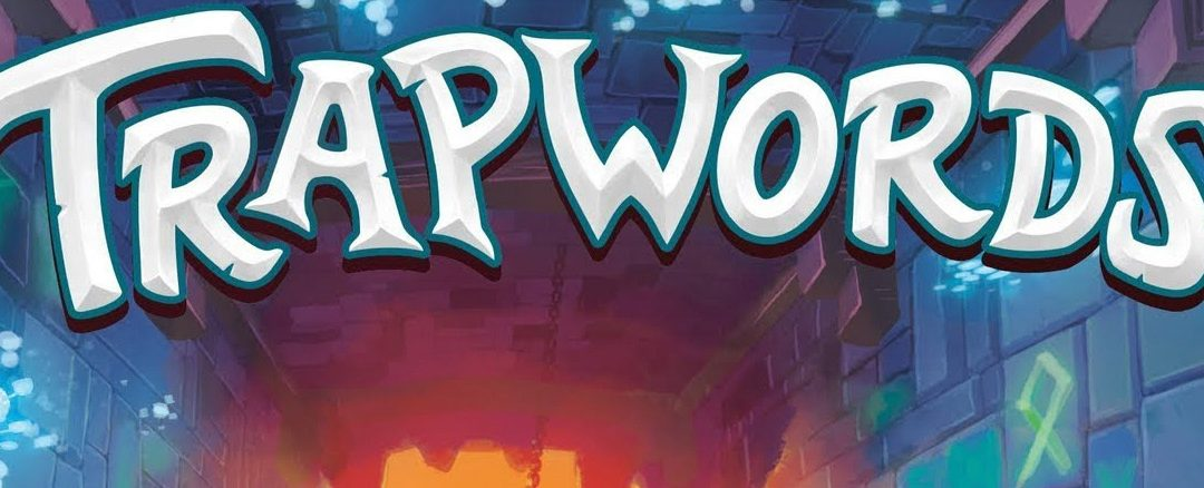 Trapwords Unboxing