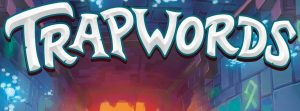 Trapwords board game logo cropped CGE Czech Games Edition Nights Around a Table