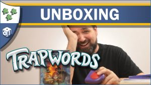 Nights Around a Table Trapwords board game unboxing video thumbnail