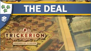 Nights Around a Table Trickerion: Legends of Illusion board game video thumbnail