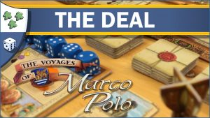 Nights Around a Table The Voyages of Marco Polo board game The Deal video thumbnail