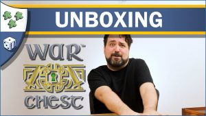 Nights Around a Table War Chest board game unboxing video thumbnail