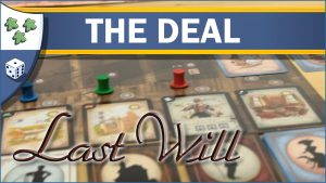 Nights Around a Table Last Will: The Deal video thumbnail