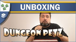 Nights Around a Table Dungeon Petz Unboxing YouTube video thumbnail