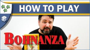 Nights Around a Table How to Play Bohnanza bean trading card game designed by Uwe Rosenberg from Rio Grande Games YouTube video thumbnail