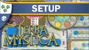 Nights Around a Table Terra Mystica board game setup guide YouTube video thumbnail