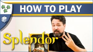 Nights Around a Table - How to Play Splendor YouTube Video thumbnail