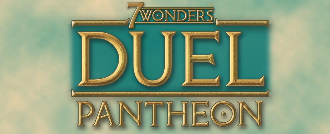 How to Play 7 Wonders Duel: Pantheon expansion