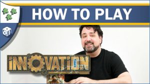 Nights Around a Table How to Play Innovation board game video thumbnail