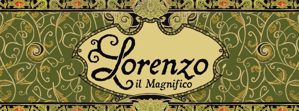 Nights Around a Table Lorenzo il Magnifico board game title 16:9
