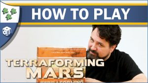 Nights Around a Table How to Play Terraforming Mars board game video thumbnail