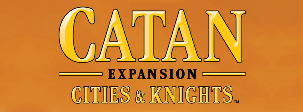 Nights Around a Table - Cities & Knights of Catan title image 16x9