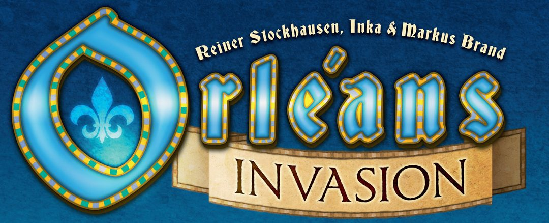 Orléans: Invasion and Trade & Intrigue Unboxing Reaction
