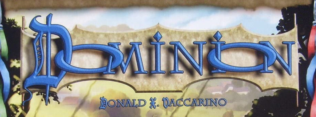 Nights Around a Table - Dominion - board game banner 16x9