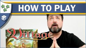 Nights Around a Table - How to Play Village board game YouTube video thumbnail