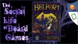 Nights Around a Table - The Secret Life of Board Games Episode 4: Belfort video thumbnail