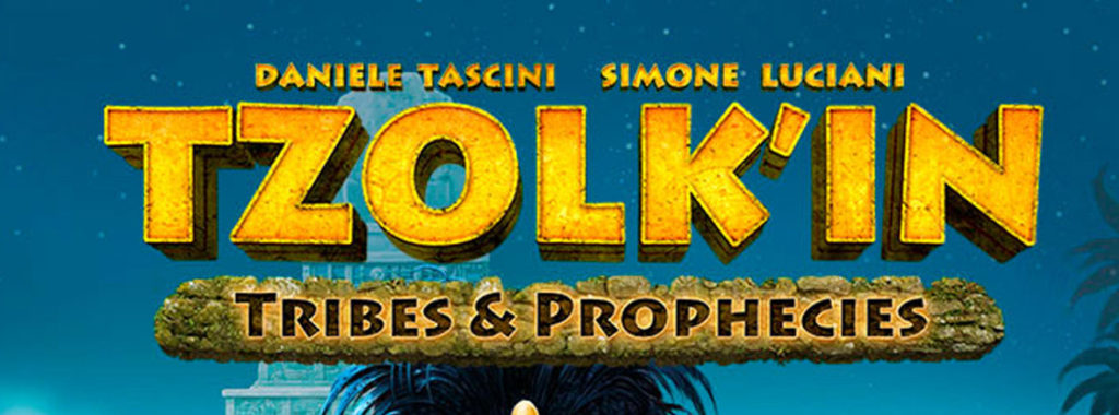 Nights Around a Table - Tzolk'in: The Mayan Calendar Tribes & Prophecies board game expansion