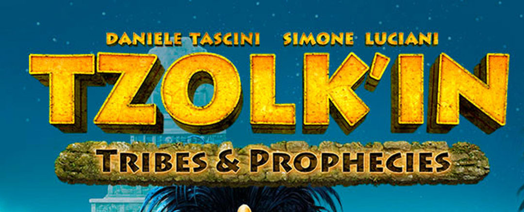 Tzolk'in: Tribes & Prophecies unboxing reaction